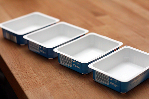 cream cheese containers