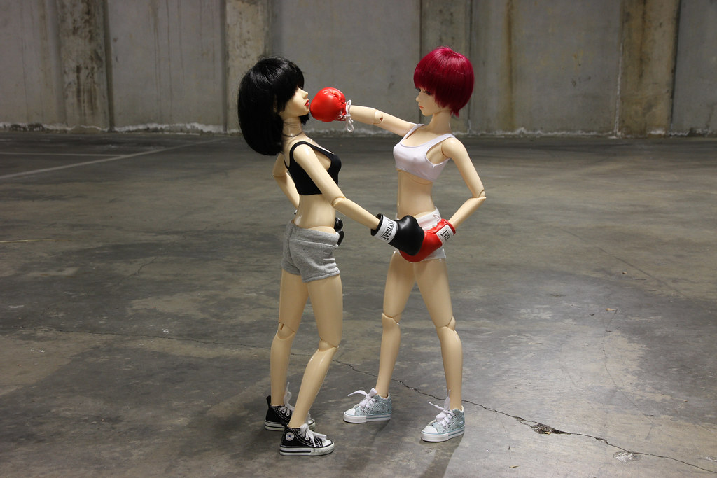 Girl's Fight Club 19