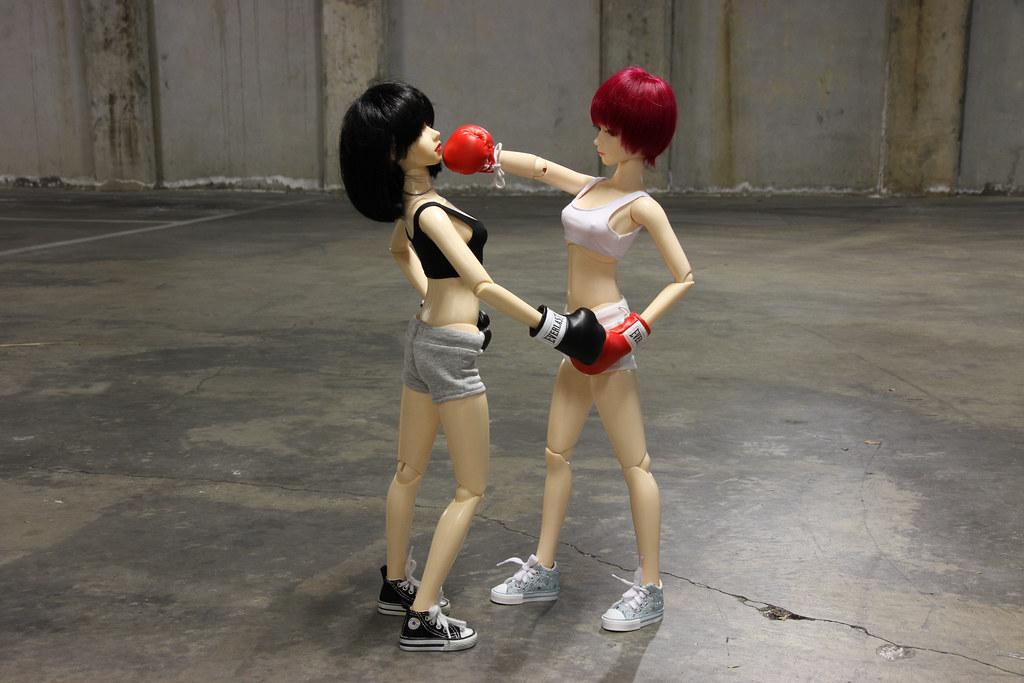 Girl's Fight Club 19