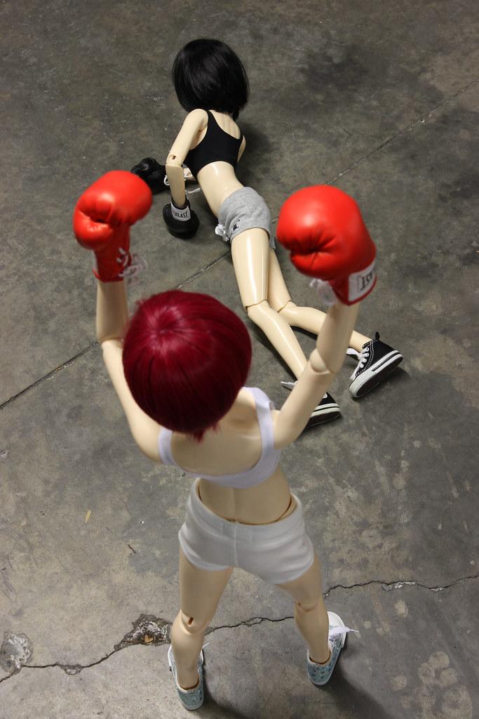 Girl's Fight Club 22