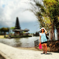 #bali #Indonesia #bedugul #Hindu #temple #instatravel #mytravelgram #travelingram #fun #describeindonesia #culture