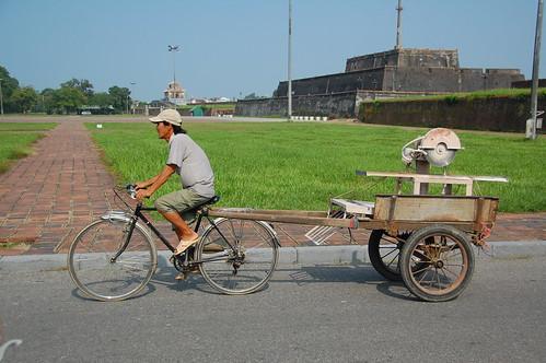 Bicycle, Hue Vietnam
