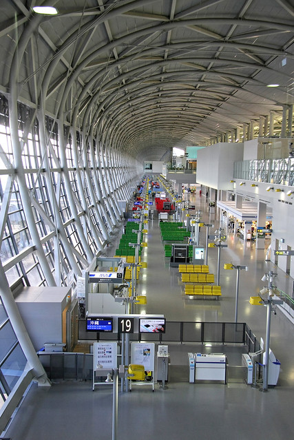 Kansai International Airport, Japan 関西国際空港