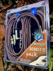 Acoustic Pack - Reference Cable mod.RIC01A - click per zoom su Flickr...