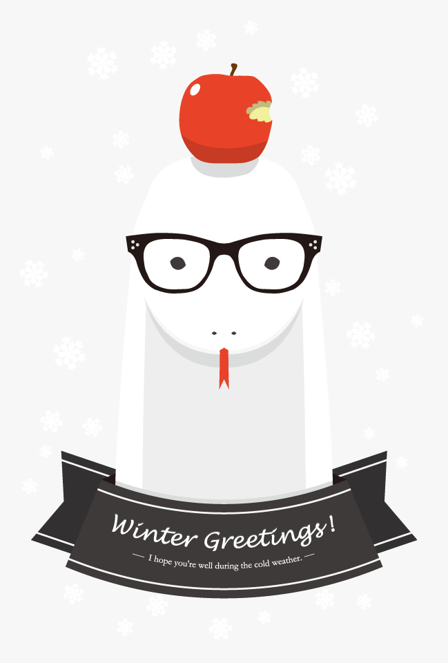 Winter Greetings 2013