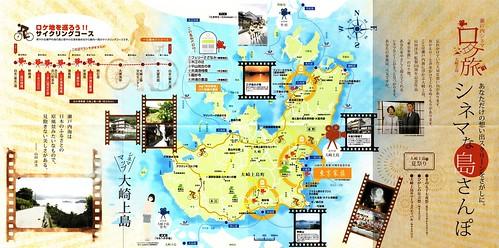 東京家族 ロケ地マップ1
