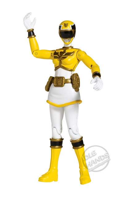 yellow power ranger megaforce - photo #13