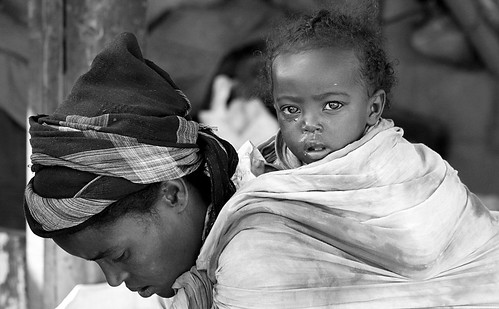 Baby carrier Addis Abeba Ethiopia