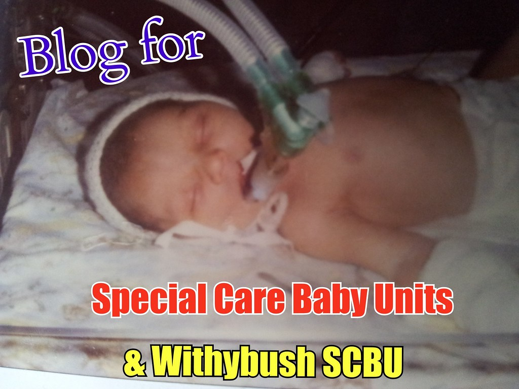 , Blog for Special Care Baby Units!