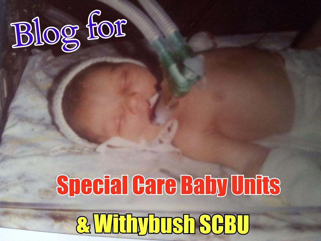 , My experience of Withybush SCBU