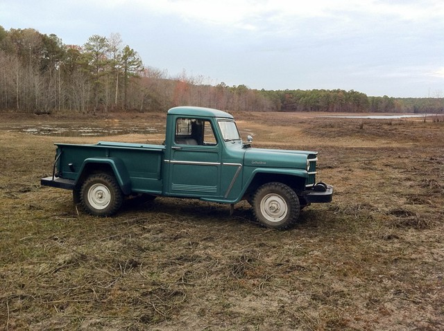1962 Willys Pickup Flickr Photo Sharing