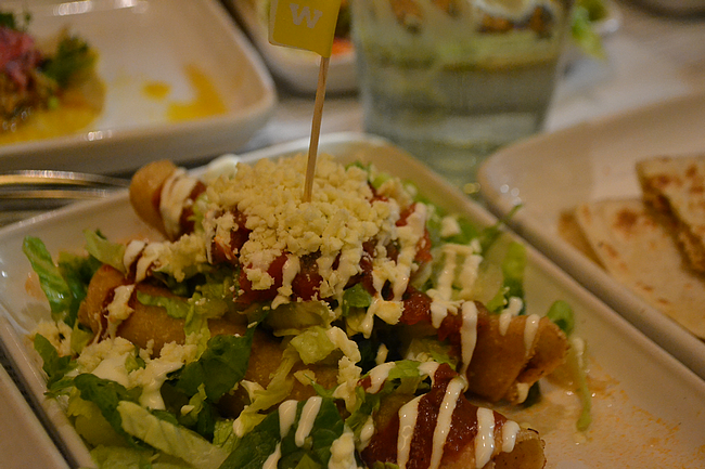 daisybutter - UK Style and Fashion Blog: food review, wahaca soho, london, mexican market eating, central london restaurant recommendation