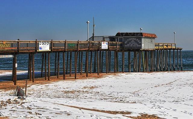 Ocean city fishing pier flickr photo sharing for Ocean city md fishing pier