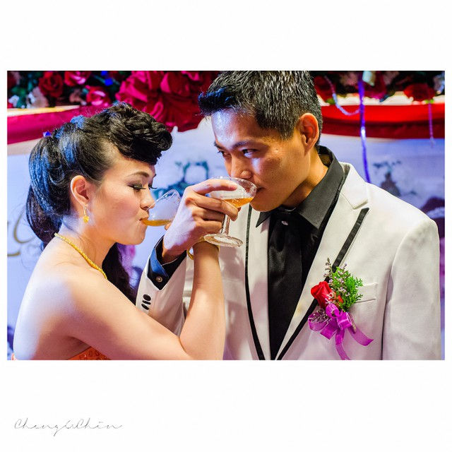 Anna & Kok Kiang Wedding Reception40