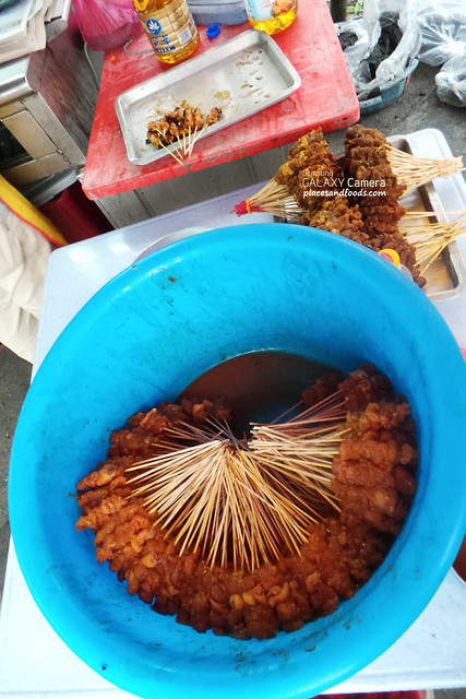 salak south raw satay
