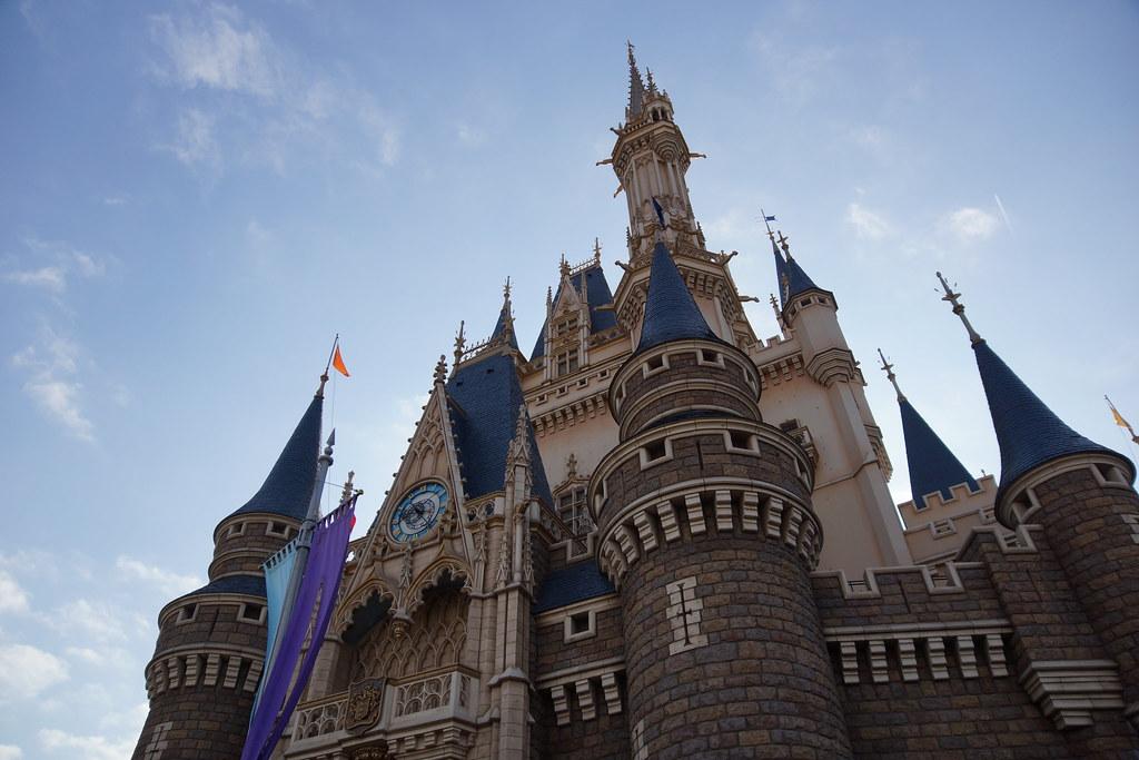 シンデレラ城 Cinderella Castle
