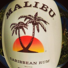 You know you've had enough when you see the #MalibuRum through a #fisheye. #islandlife #beachbum #b3achbum #MegansBay #stt #virginislands
