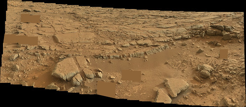 CURIOSITY sol 173 MastCam right