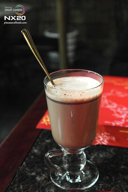 mondo cafe chocolate