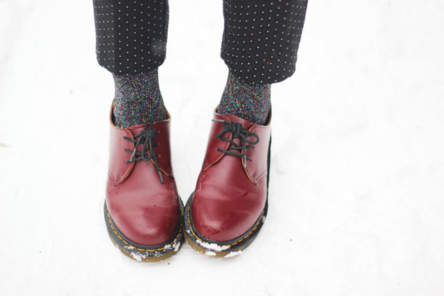 Dr Martens Amory heeled shoes