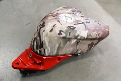 Ducati full colour wrap