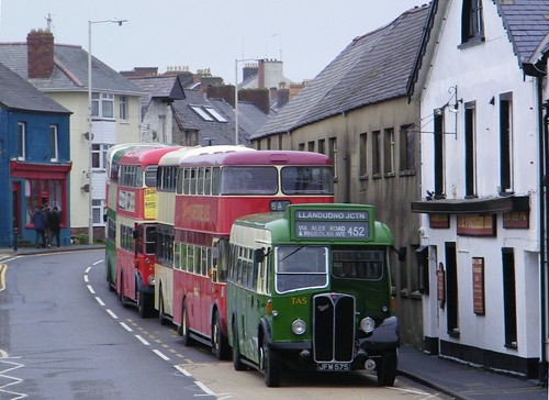 heritage buses wales aberystwyth restored welsh preserved regal coaches bws aec quantock strachans crosville motorservices regaliii jfm575