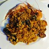 An excellent seafood rice. I'm in love with this region and its seafood!