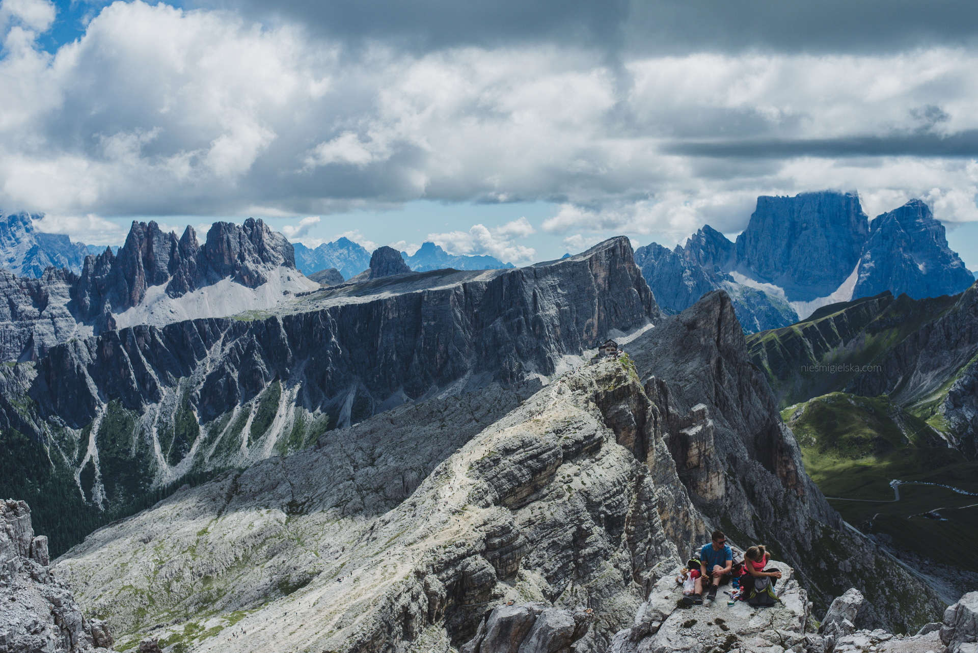 via ferrata dolomity