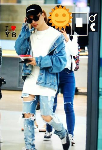 BIGBANG arrival Seoul ICN from Macau 2016-09-05 (14)
