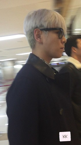 Big Bang - Gimpo Airport - 15jan2015 - TOP - KK_JIWON - 03