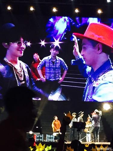 G-Dragon, Seung Ri & Tae Yang - V.I.P GATHERING in Harbin - 考拉婶儿 - 16