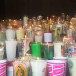 Basilica-candles