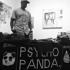 """Running a business requires a lot of precise thought. Get the """"Pandas"""" jersey and all the latest from Psycho Panda at PPSTWR.com :panda_face::registered: #PPSTWR #streetwear #classic #style #fashion #streetculture #dmv #diy #doitbig #lovewhatyoudo #Hustle"""