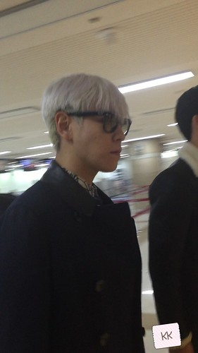 Big Bang - Gimpo Airport - 15jan2015 - TOP - KK_JIWON - 06