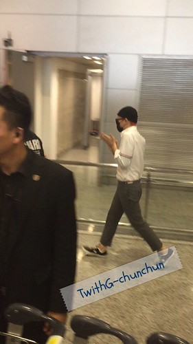 Big Bang - Shanghai Airport - 19jun2015 - TwithG-權蠢蠢 - 05