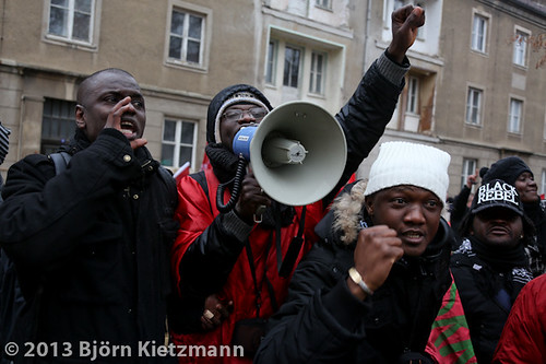 oury jalloh protest-2