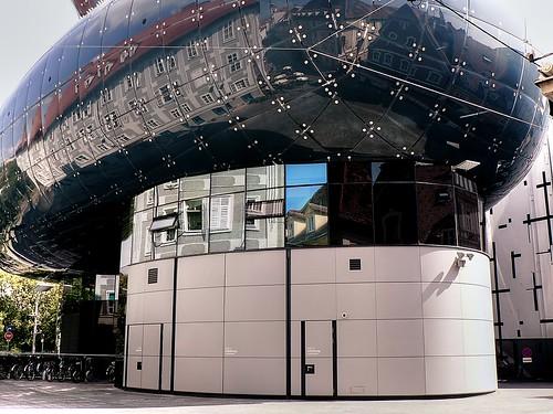 Graz, Kunsthaus, Graz House of Art
