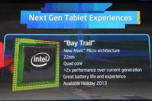 Intel Atom BayTrail