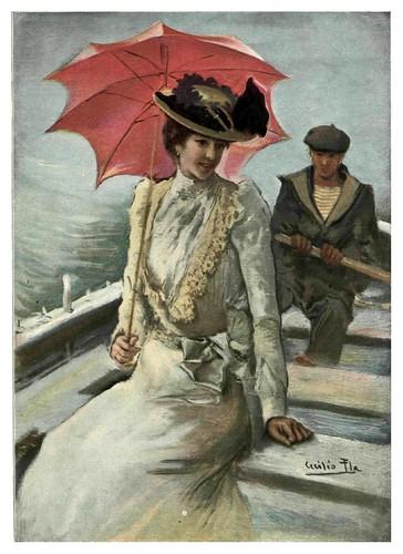 009-Paseo por mar- Cecilio Pla- Album Salon 01-1906- Hemeroteca digital de la Biblioteca Nacional de España