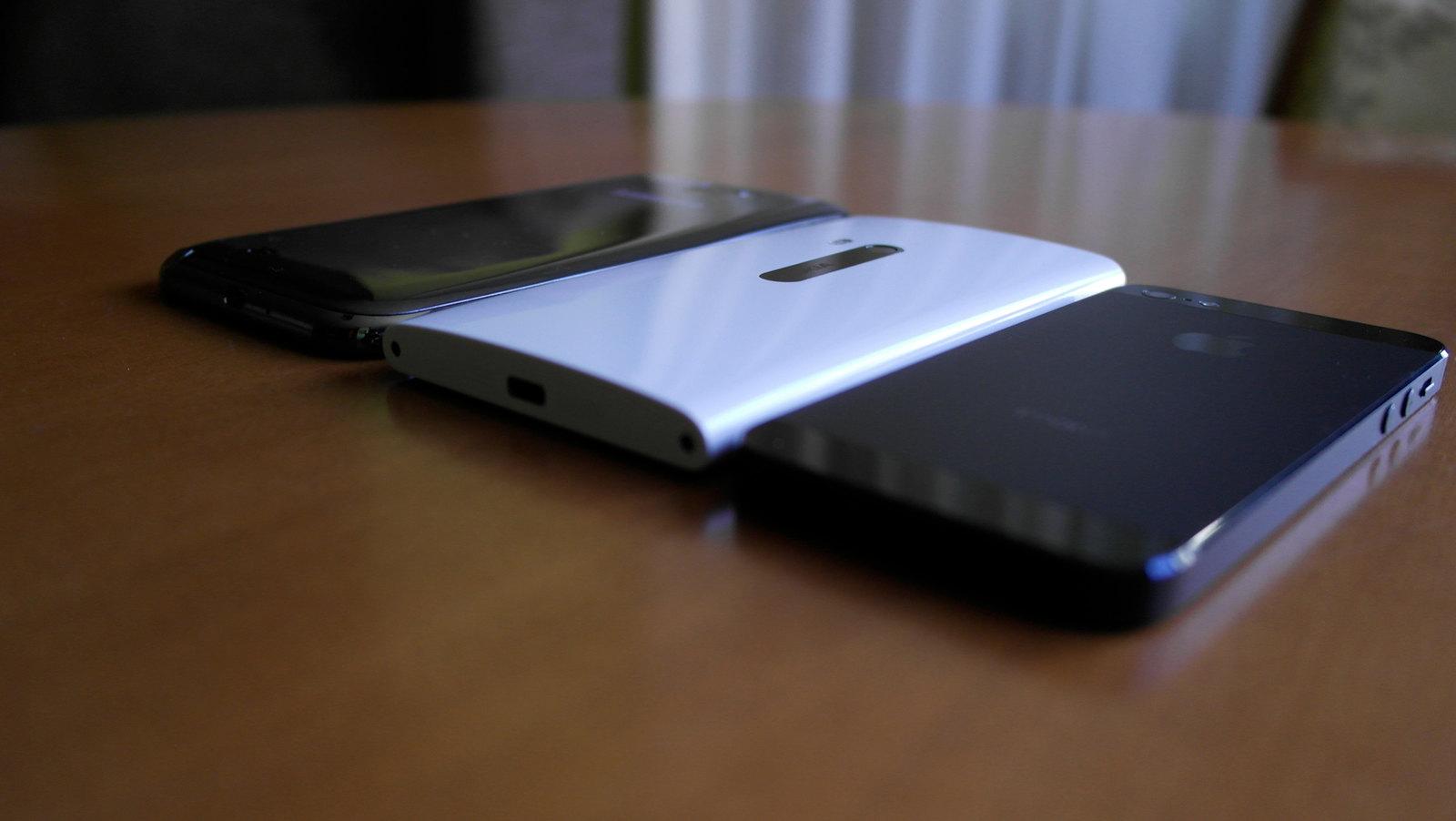 [REVIEW] Duelo de Titanes: Lumia 920 vs iPhone 5 vs Galaxy Note 2