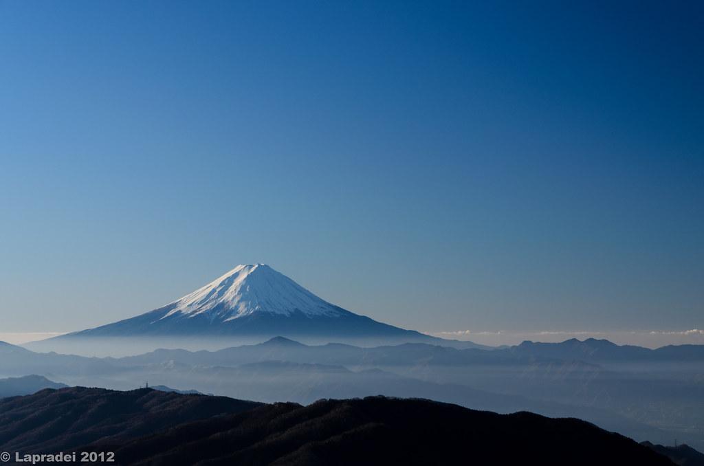 20121125 富士山