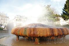 Kochbrunnen Fountain
