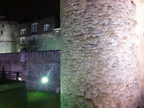 Tower of London, UK: January 2013