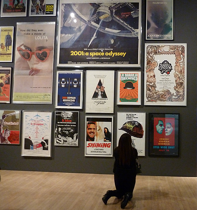 Kubrick Кубрик и поклонники