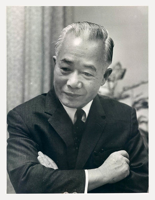 1965 South Vietnam Ambassador to US Dr. Tran Van Chuong