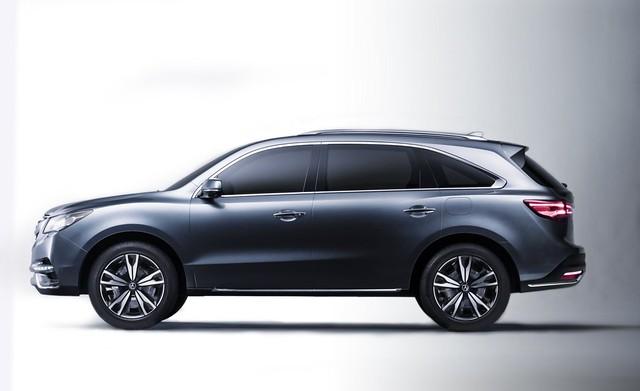 Acura MDX Concept 2014