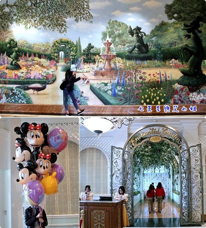 18 翠樂庭與迪士尼朋友見面自助早餐