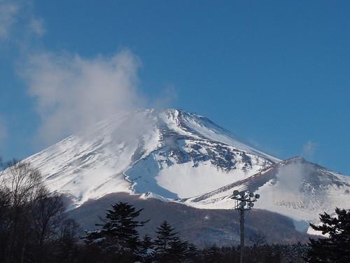 Mt.Fuji by kizukuY