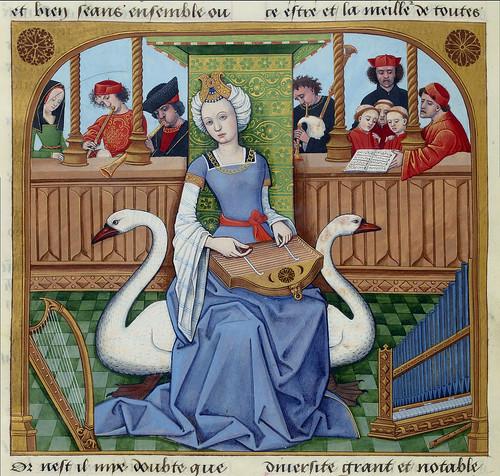 Evrart de Conty - Le livre des échecs amoureux moralisés fol-65v total 1b by petrus.agricola