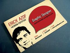 Erick Azof Card